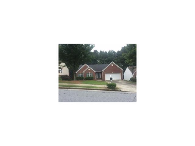 705 James Ridge Drive, Lawrenceville, GA 30045 (MLS #5867765) :: North Atlanta Home Team