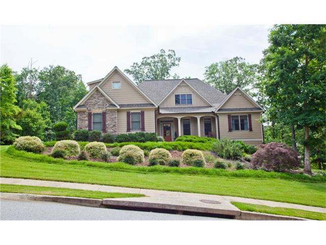 118 Amberleigh Drive SE, White, GA 30184 (MLS #5867777) :: North Atlanta Home Team