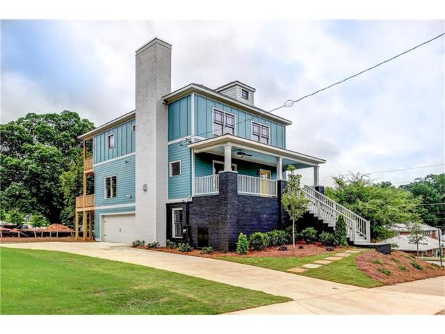 656 Eloise Street SE, Atlanta, GA 30312 (MLS #5867828) :: North Atlanta Home Team