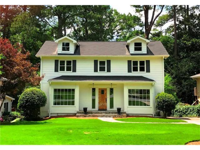 94 Karland Drive NW, Atlanta, GA 30305 (MLS #5868229) :: North Atlanta Home Team