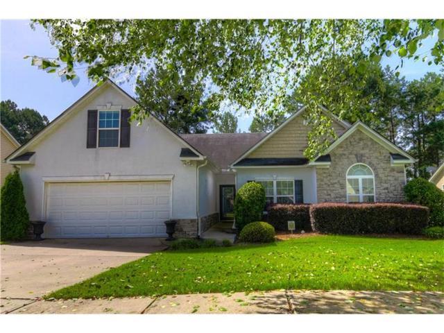 4137 Granite Falls Lane, Loganville, GA 30052 (MLS #5868522) :: North Atlanta Home Team