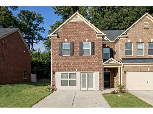 252 Britt Drive #30, Lawrenceville, GA 30046 (MLS #5870307) :: North Atlanta Home Team