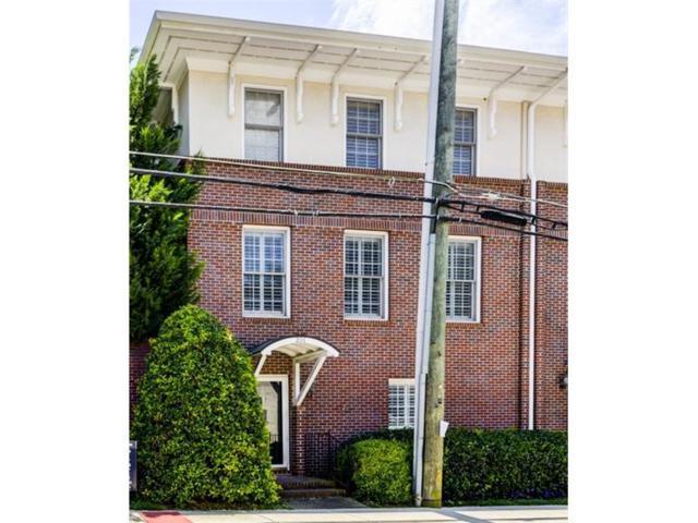 201 East Maple Street, Decatur, GA 30030 (MLS #5870731) :: The Hinsons - Mike Hinson & Harriet Hinson