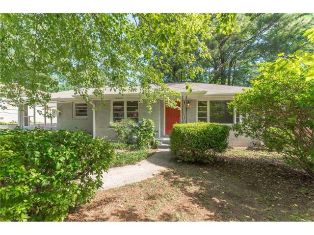 2850 Mitchell Drive, Decatur, GA 30032 (MLS #5870749) :: The Hinsons - Mike Hinson & Harriet Hinson