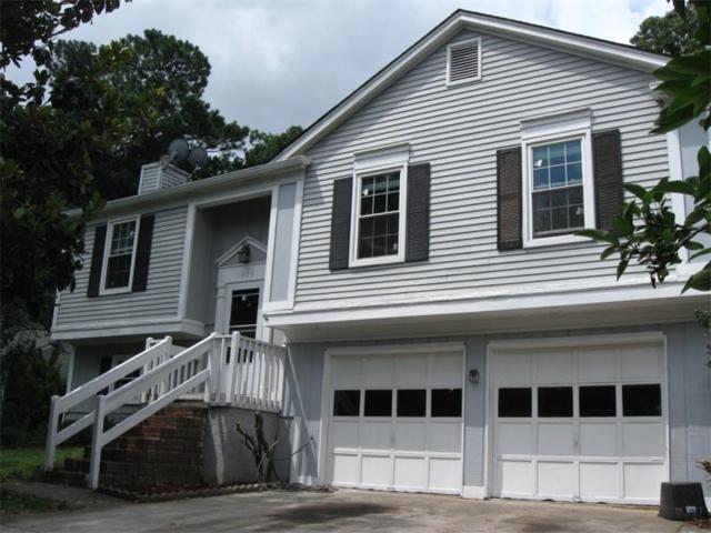 1378 Shenta Oak Drive, Norcross, GA 30093 (MLS #5870805) :: North Atlanta Home Team