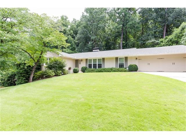 4371 Tree Haven Drive NE, Atlanta, GA 30342 (MLS #5874263) :: The Hinsons - Mike Hinson & Harriet Hinson