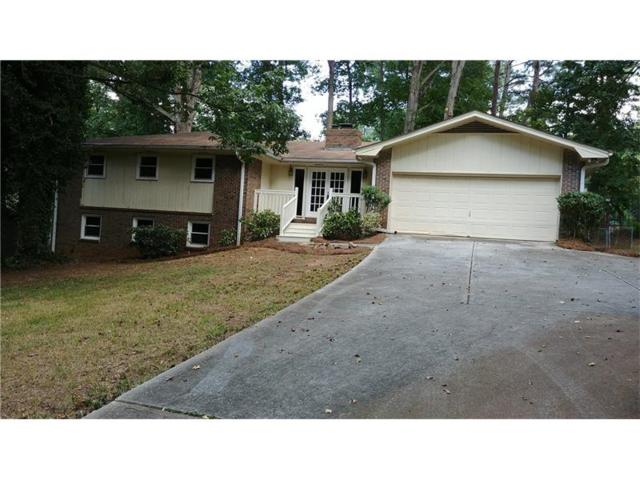 5529 Fern Creek Drive SW, Lilburn, GA 30047 (MLS #5874982) :: The Bolt Group