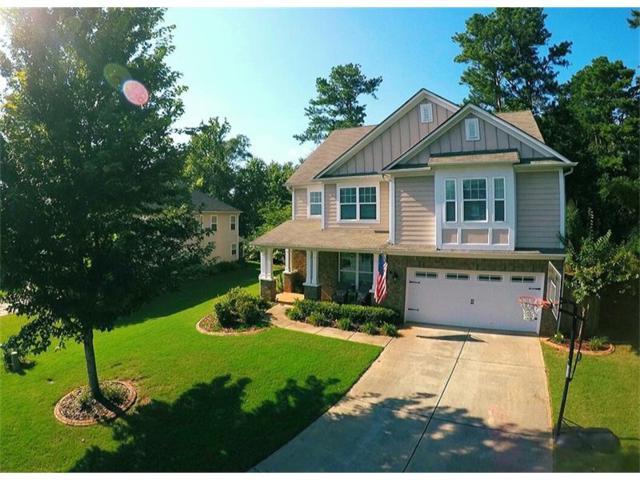 309 Hampton Place, Canton, GA 30115 (MLS #5875843) :: Path & Post Real Estate