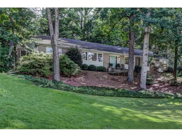 260 Land O Lakes Court NE, Atlanta, GA 30342 (MLS #5876153) :: The Hinsons - Mike Hinson & Harriet Hinson