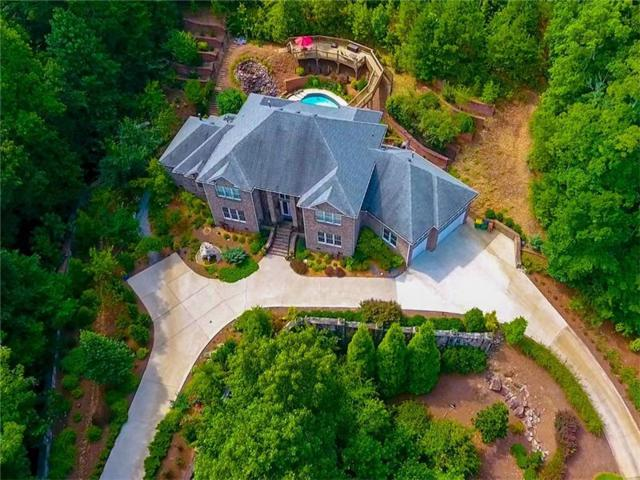 1071 N Olde Towne Lane N, Woodstock, GA 30189 (MLS #5876639) :: North Atlanta Home Team