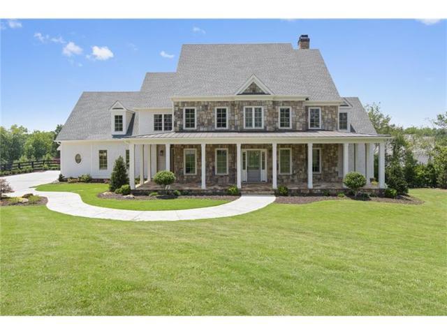 14045 Haystack Lane, Milton, GA 30004 (MLS #5877083) :: North Atlanta Home Team