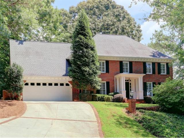 685 Willow Knoll Drive SE, Marietta, GA 30067 (MLS #5877723) :: North Atlanta Home Team