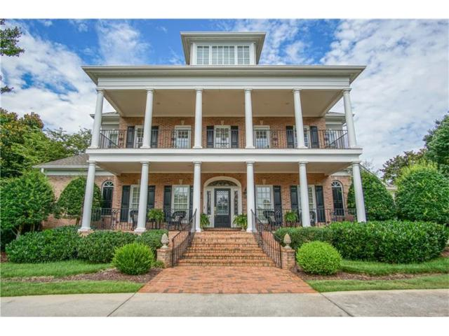 1307 Marietta Country Club Drive NW, Kennesaw, GA 30152 (MLS #5878789) :: The Bolt Group