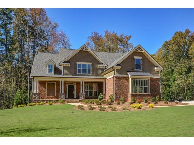 167 Jackson Heights Lane, Marietta, GA 30064 (MLS #5879575) :: Iconic Living Real Estate Professionals