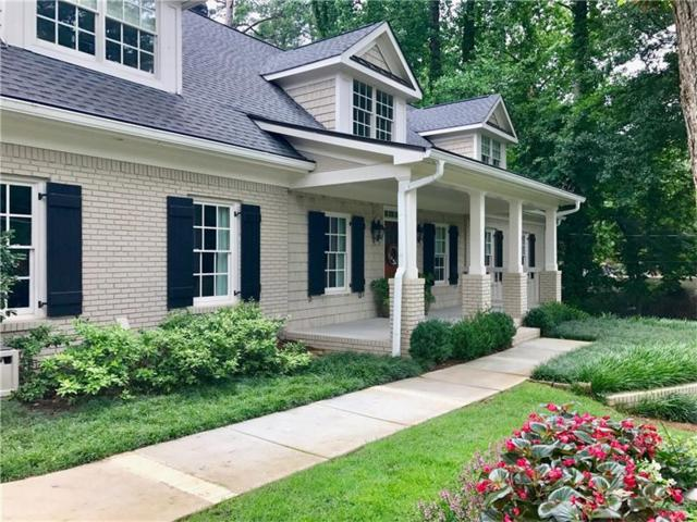 701 Longleaf Drive NE, Atlanta, GA 30342 (MLS #5879886) :: Buy Sell Live Atlanta