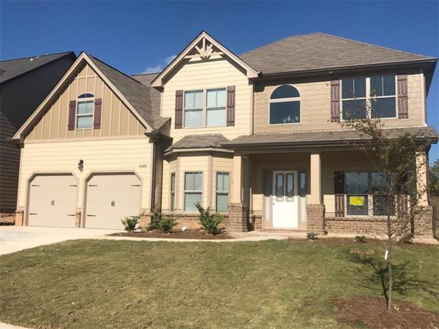 1610 Long Acre Drive, Loganville, GA 30052 (MLS #5880725) :: North Atlanta Home Team