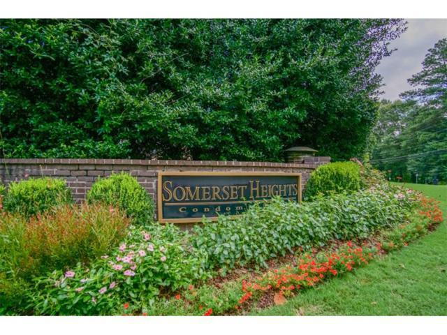 1501 Clairmont Road #636, Decatur, GA 30033 (MLS #5880880) :: North Atlanta Home Team