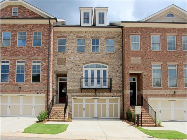1705 Kenstone Walk Lot 24, Dunwoody, GA 30338 (MLS #5880950) :: North Atlanta Home Team