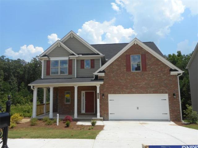 1249 Silvercrest Court, Powder Springs, GA 30127 (MLS #5881562) :: North Atlanta Home Team