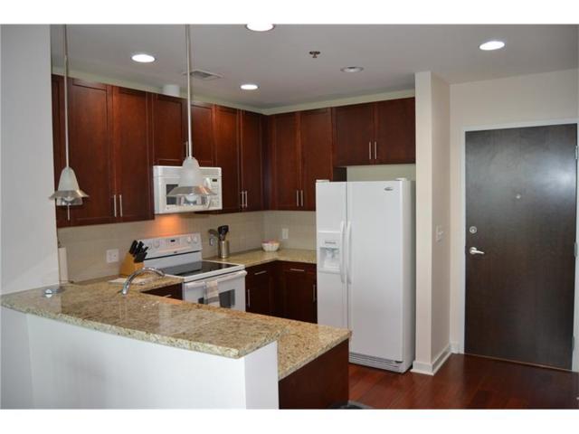 855 Peachtree Street NE #1615, Atlanta, GA 30308 (MLS #5881625) :: North Atlanta Home Team