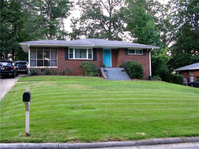 3678 Alpine Drive SE, Smyrna, GA 30082 (MLS #5881720) :: North Atlanta Home Team