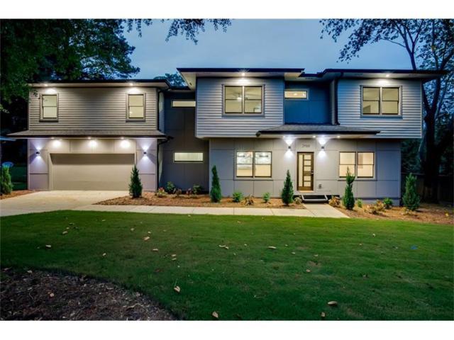 2988 Octavia Circle, Marietta, GA 30062 (MLS #5882316) :: North Atlanta Home Team