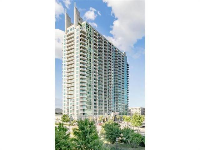 361 17th Street NW #2507, Atlanta, GA 30363 (MLS #5882526) :: RE/MAX Prestige