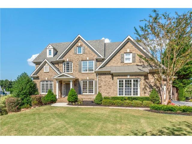160 Ridge View Court, Acworth, GA 30101 (MLS #5882810) :: North Atlanta Home Team