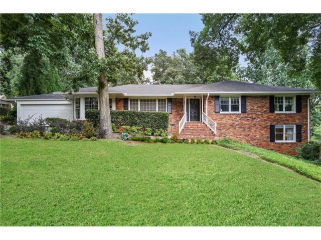 4825 Merlendale Court, Sandy Springs, GA 30327 (MLS #5882812) :: North Atlanta Home Team