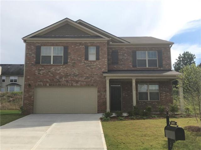 1003 Eldon Lane, Fairburn, GA 30213 (MLS #5885402) :: North Atlanta Home Team