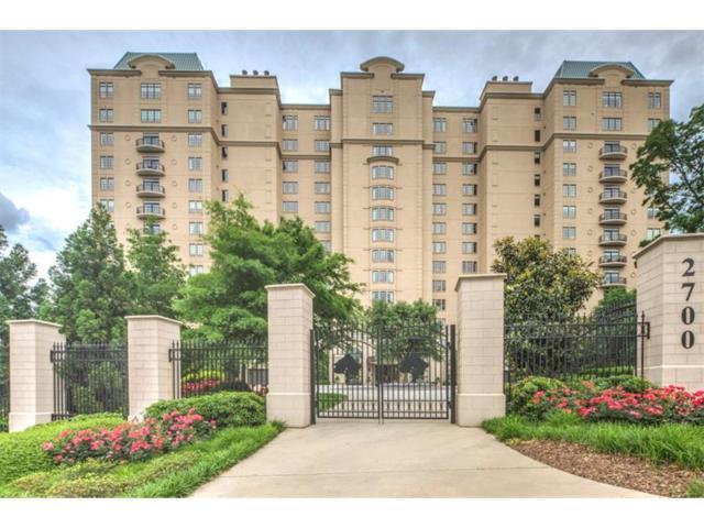 2700 Paces Ferry Road SE #205, Atlanta, GA 30339 (MLS #5885514) :: North Atlanta Home Team