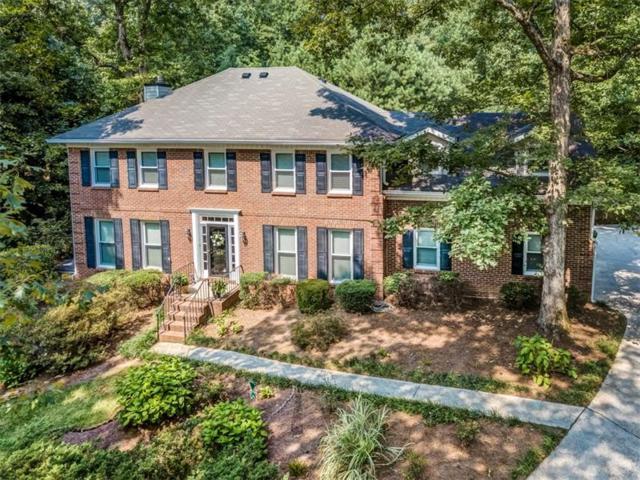 595 Steeple Run, Roswell, GA 30075 (MLS #5885732) :: North Atlanta Home Team