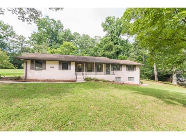 1317 Hickory Drive SW, Lilburn, GA 30047 (MLS #5886519) :: North Atlanta Home Team
