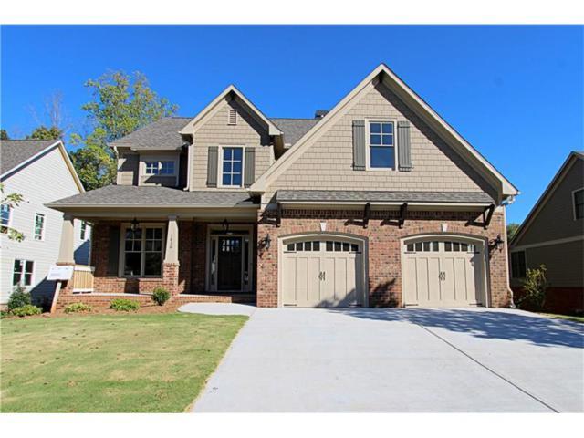 4543 Adams Chapel Ct, Marietta, GA 30066 (MLS #5887628) :: North Atlanta Home Team
