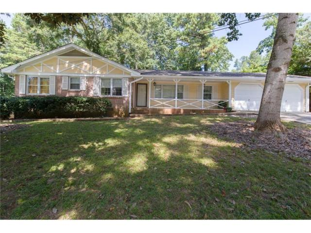 679 Southwind Drive NW, Lilburn, GA 30047 (MLS #5887745) :: North Atlanta Home Team