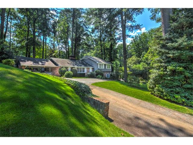 3573 Old Ivy Lane NE, Atlanta, GA 30342 (MLS #5887976) :: North Atlanta Home Team
