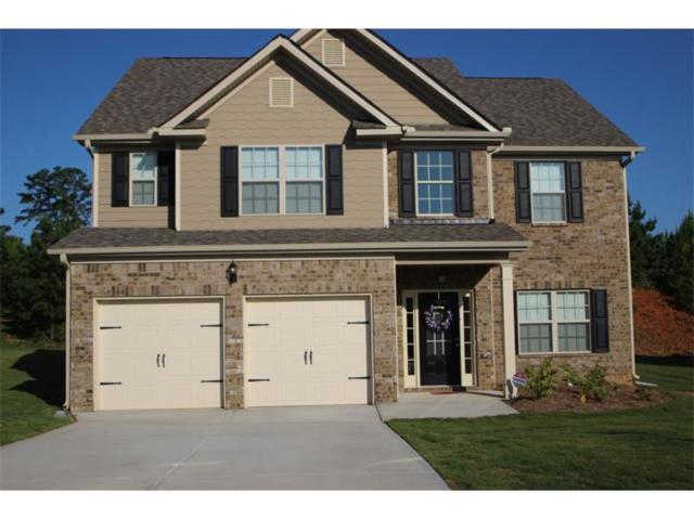 4006 Village Crossing Circle, Ellenwood, GA 30294 (MLS #5889722) :: North Atlanta Home Team