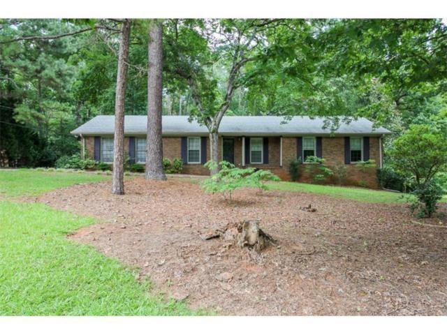 74 Fair Oaks Drive SE, Conyers, GA 30094 (MLS #5890725) :: North Atlanta Home Team
