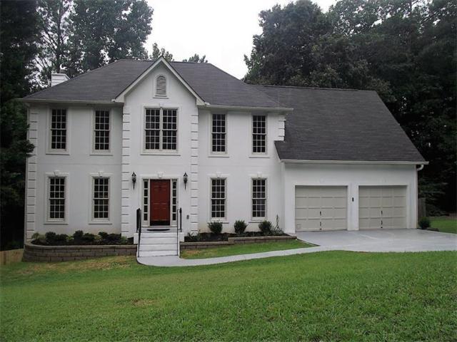 3921 Sharpel Lane NW, Kennesaw, GA 30152 (MLS #5891347) :: North Atlanta Home Team