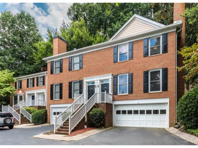 7500 Roswell Road #122, Sandy Springs, GA 30350 (MLS #5891879) :: North Atlanta Home Team