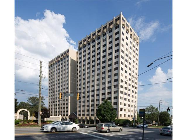 2479 Peachtree Road NE #1802, Atlanta, GA 30305 (MLS #5892872) :: RCM Brokers