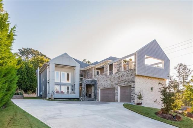 302 Summer Garden Drive, Marietta, GA 30064 (MLS #5892882) :: RE/MAX Paramount Properties