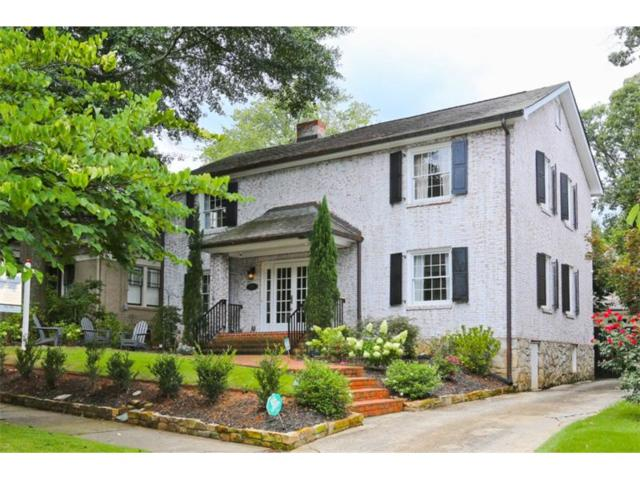 1212 Lanier Boulevard, Atlanta, GA 30306 (MLS #5892979) :: North Atlanta Home Team