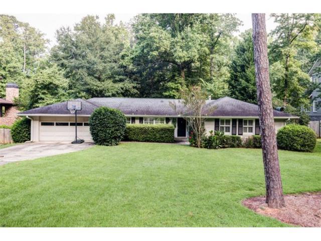 100 Lake Forrest Lane, Atlanta, GA 30342 (MLS #5893184) :: The Hinsons - Mike Hinson & Harriet Hinson