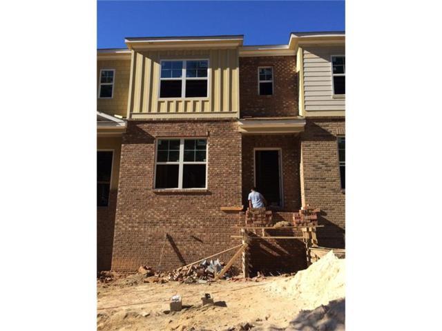 209 Aventine Lane #33, Smyrna, GA 30082 (MLS #5893841) :: North Atlanta Home Team