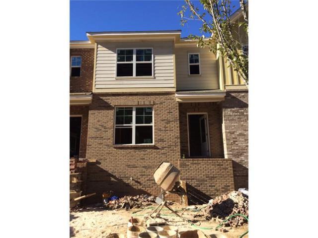 213 Aventine Lane #34, Smyrna, GA 30082 (MLS #5893845) :: North Atlanta Home Team