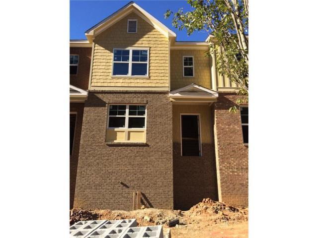 205 Aventine Lane #32, Smyrna, GA 30082 (MLS #5893846) :: North Atlanta Home Team