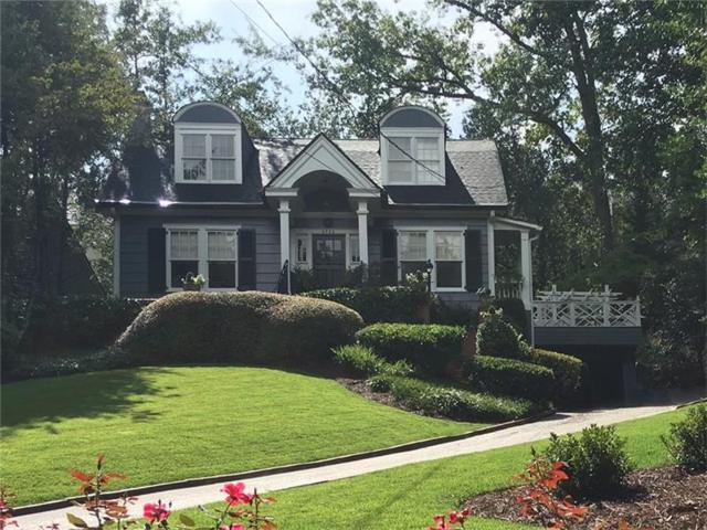 2522 Parkside Drive NE, Atlanta, GA 30305 (MLS #5894187) :: North Atlanta Home Team