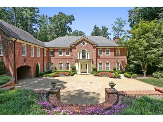 3584 Woodhaven Road NW, Atlanta, GA 30305 (MLS #5894462) :: North Atlanta Home Team