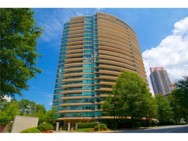 700 Park Regency Place NE #703, Atlanta, GA 30326 (MLS #5894595) :: North Atlanta Home Team